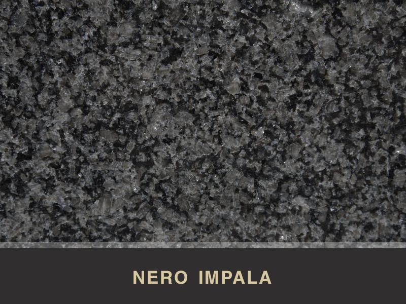 nero-impala granite available at stoneworld ltd