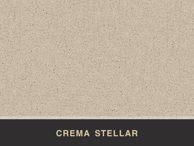 crema stellar silestone available at stoneworld ltd