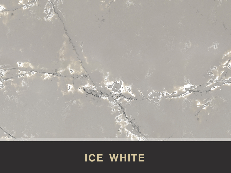 ice white compac quartz available at stoneworld ltd