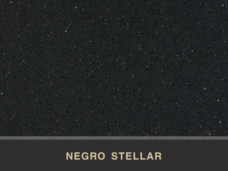 negro stella silestone available at stoneworld ltd