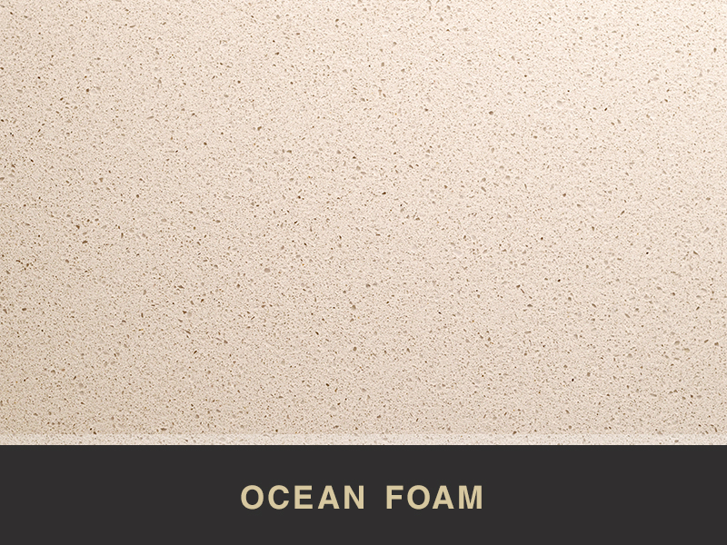 ocean foam caesarstone quartz available at stoneworld ltd