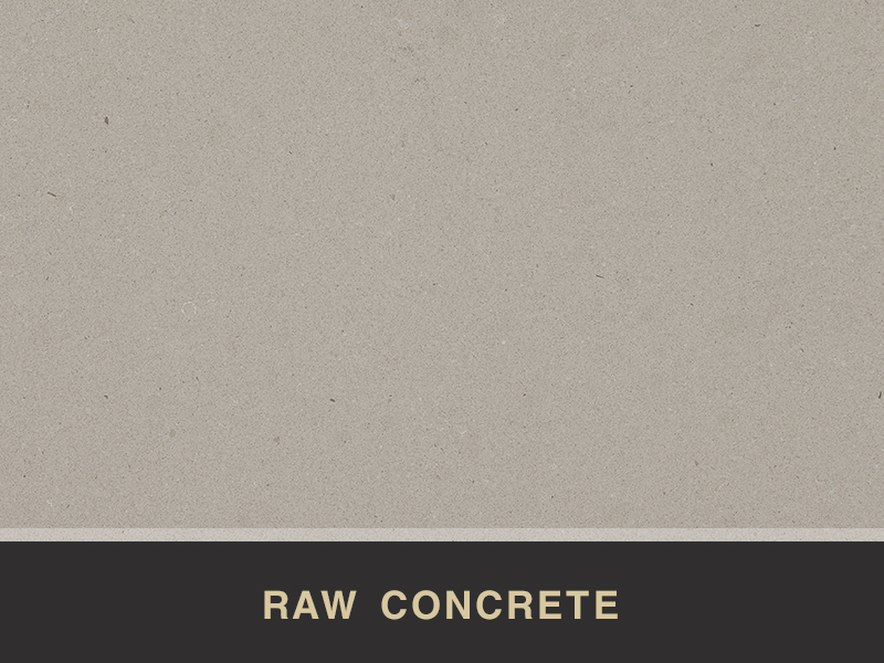 raw concrete caesarstone quartz available at stoneworld ltd