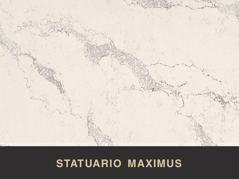 statuario maximus caesarstone quartz available at stoneworld ltd