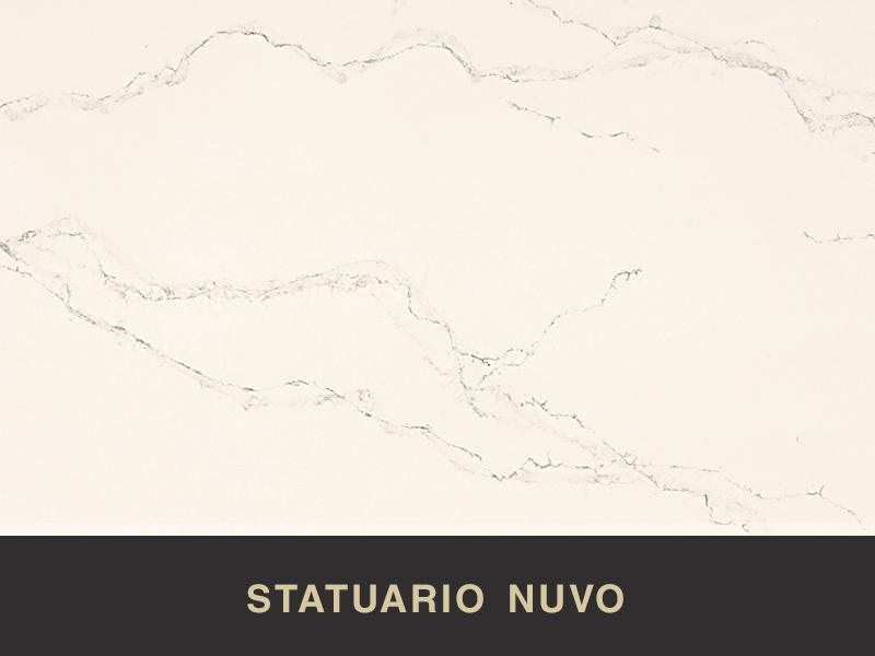 statuario nuvo caesarstone quartz available at stoneworld ltd