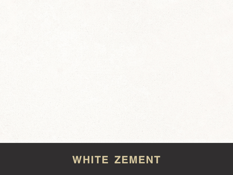 white-zement